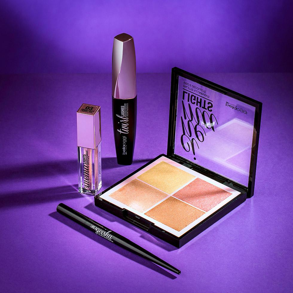 Fotografo Cosmetica - Shooting Day Bella Oggi - Fotografie Pubblicitarie per Cosmetici